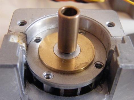 Motor PaP de rotación